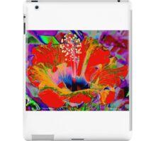 Chinese Hibiscus iPad Case/Skin