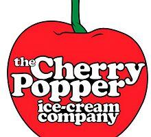 The Cherry Popper ice-cream company by bigdoctorphil
