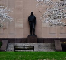 Robert A. Taft Memorial and Carillon by Matsumoto