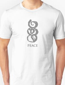 Peace:2 Unisex T-Shirt