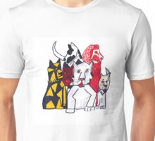 """Dogs of Lore"" Unisex T-Shirt"