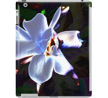 Glowing Gardinia iPad Case/Skin