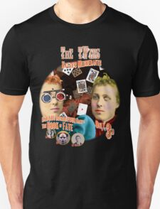 Max Scratchmann's MAGICIANS - The Twins T-Shirt