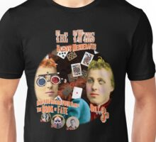 Max Scratchmann's MAGICIANS - The Twins Unisex T-Shirt