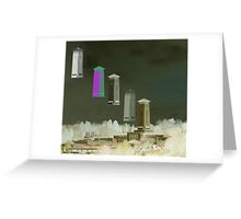 Civic Centre. Greeting Card