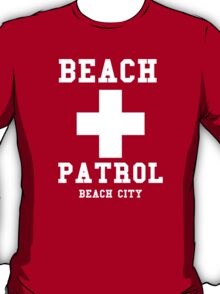 Beach City Beach Patrol  T-Shirt