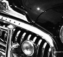 Classic Car 50 by Joanne Mariol