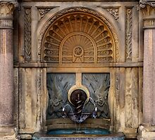 U.S. Capitol Grounds Drinking Fountain - Frederick Law Olmsted - Architect - 1874 by Matsumoto