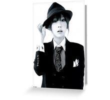 TAEYEON-MR.MR. Greeting Card