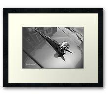 Classic Car 52 Framed Print