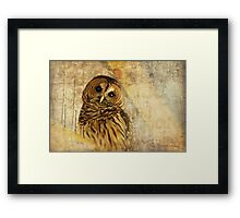 Here's Lookin' At You, Kid! Framed Print