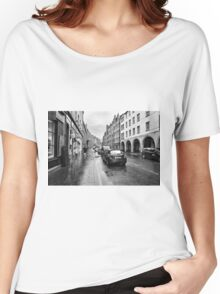 The Royal Mile Women's Relaxed Fit T-Shirt