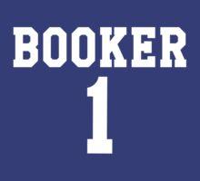 Devin Booker Kentucky University Jersey by ArielHope