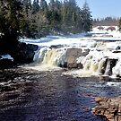 Lepreau Falls by Kathleen Daley