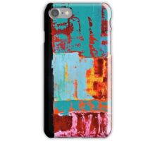 Mexican wall iPhone Case/Skin