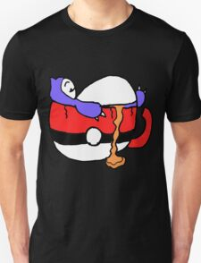 snorlax in a cup T-Shirt