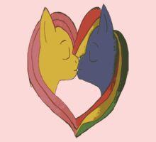 pony love One Piece - Short Sleeve