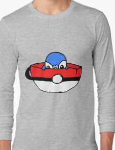 piplup in a cup Long Sleeve T-Shirt