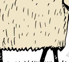 Insomniac Sheep Sticker