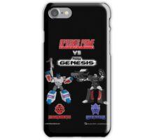 Transformers: Console Wars - OptiSNES vs. MegaGen! iPhone Case/Skin