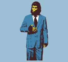 Planet of the Apes, dressed for success Kids Clothes