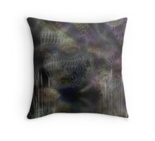 Lady of the Swamp Throw Pillow