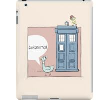 Don't Let the Pigeon Drive iPad Case/Skin