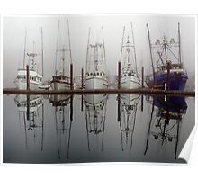 Fog Fleet Poster