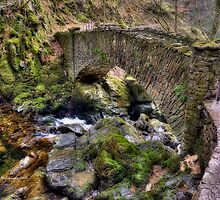 Rocky Bridge~ by WJPhotography