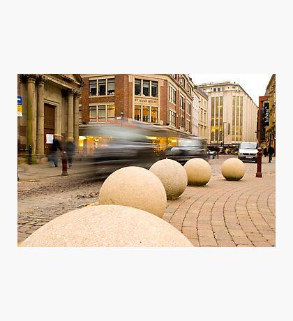 Manchester city centre Photographic Print