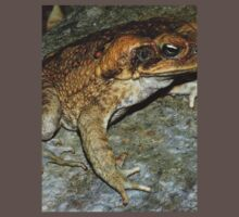 An adult cane toad (Rhinella Kids Clothes