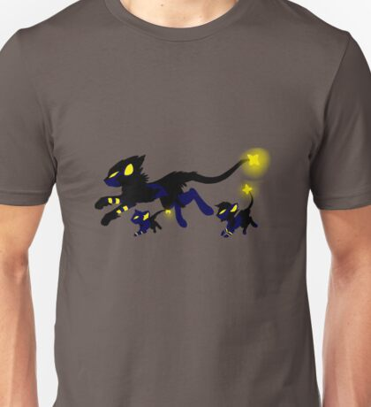Luxray Evolution Unisex T-Shirt
