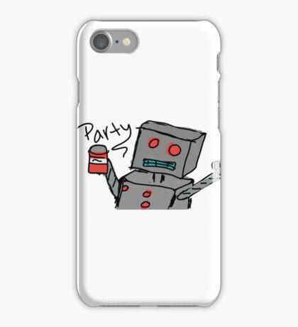 Mr. Robotdo iPhone Case/Skin