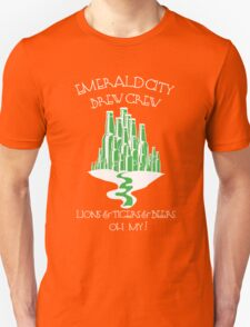 Emerald City Brew Crew Unisex T-Shirt