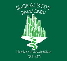 Emerald City Brew Crew Unisex T-Shirt
