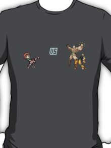 Scott Pilgrim VS Za Warudo T-Shirt