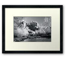 Cathedral Rock, Arizona Framed Print