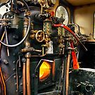 Footplate detail by Steve  Liptrot