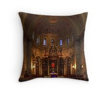 The Cathedral of Saint Paul Throw Pillow