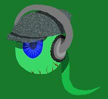 Jack Septic Eye Sam Alternate Color! by peppermintkel
