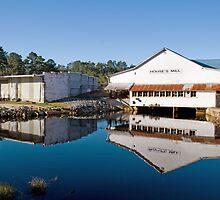 House's Mill by Wanda Faircloth
