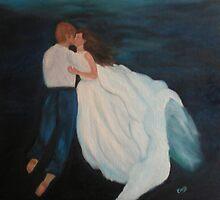 Under Water Wedding by cinlaw