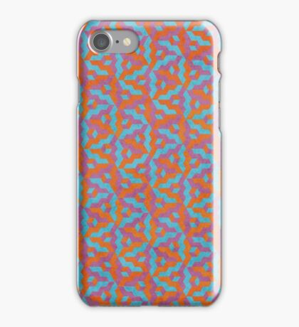 Future Hounds Tooth iPhone Case/Skin
