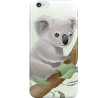 Australian Koala Bear iPhone Case/Skin