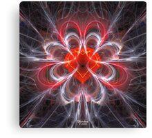 'Heart Repair (Transfusion of Love)' Canvas Print