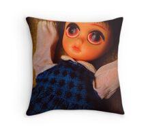 Jess #4 Throw Pillow