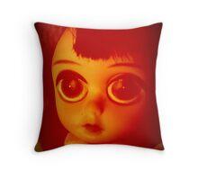 Jess #3 Throw Pillow