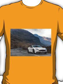 Aston Martin V12 Vanquish  T-Shirt