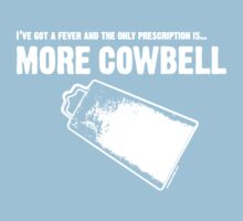 More Cowbell SNL  Kids Clothes