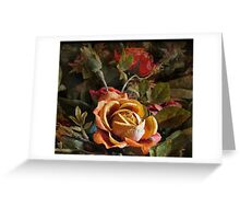 Tapestry Greeting Card